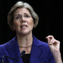 Democratic U.S. Senate hopeful Elizabeth Warren
