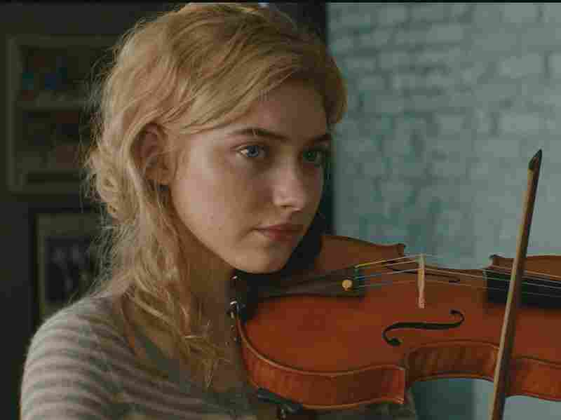 Alexandra Gelbart (Imogen Poots) is a musical ingenue and daughter of two of the quartet's members who has issues of her own.