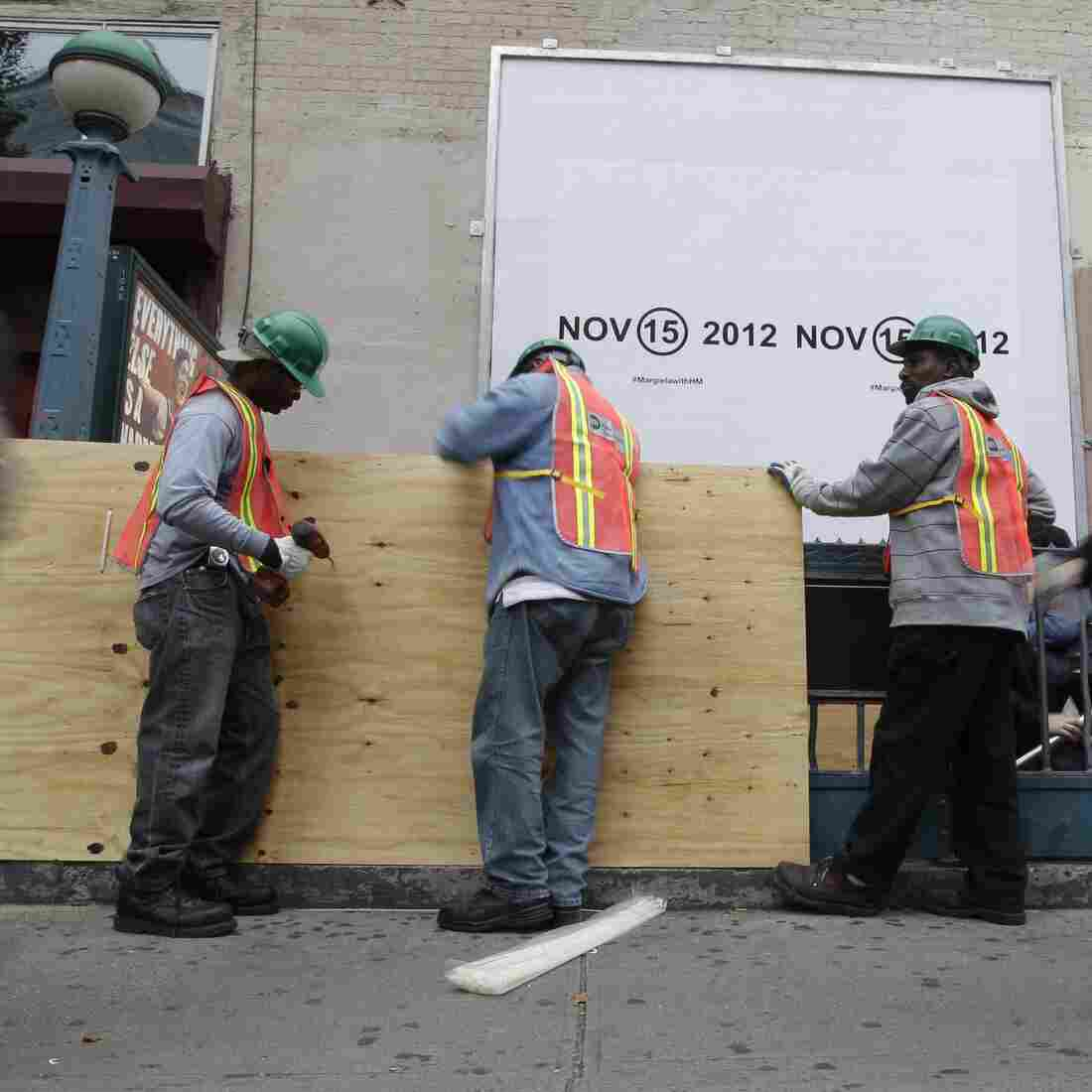 'Serious As A Heart Attack': Hurricane Sandy Bearing Down On Eastern U.S.