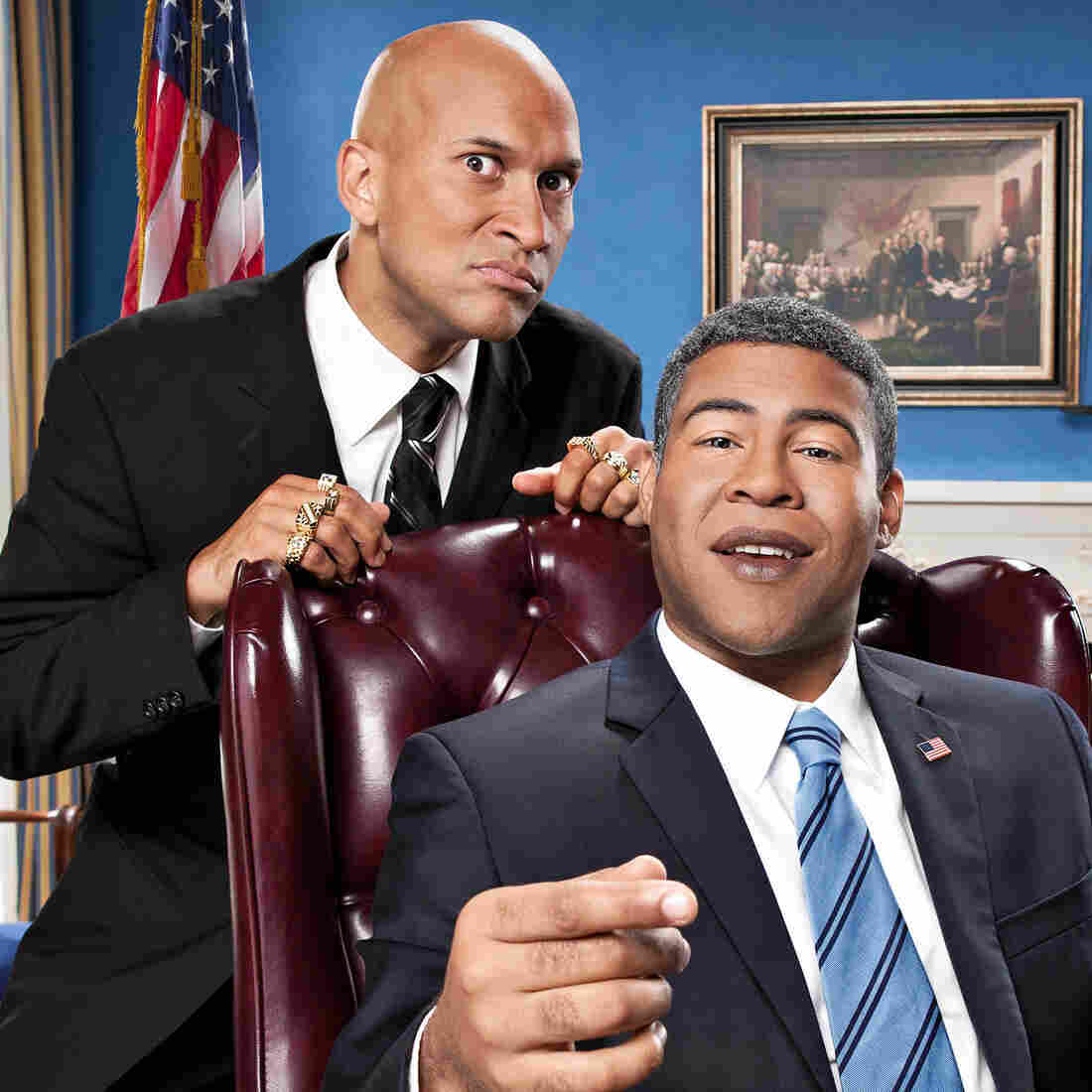 Impersonating The President: From Will Rogers To Obama's 'Anger Translator'