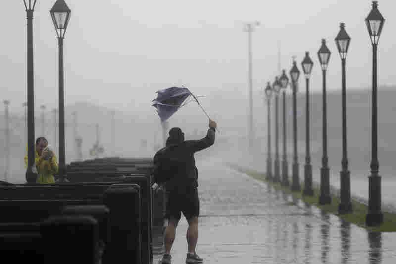 And Hurricane Isaac wins again.