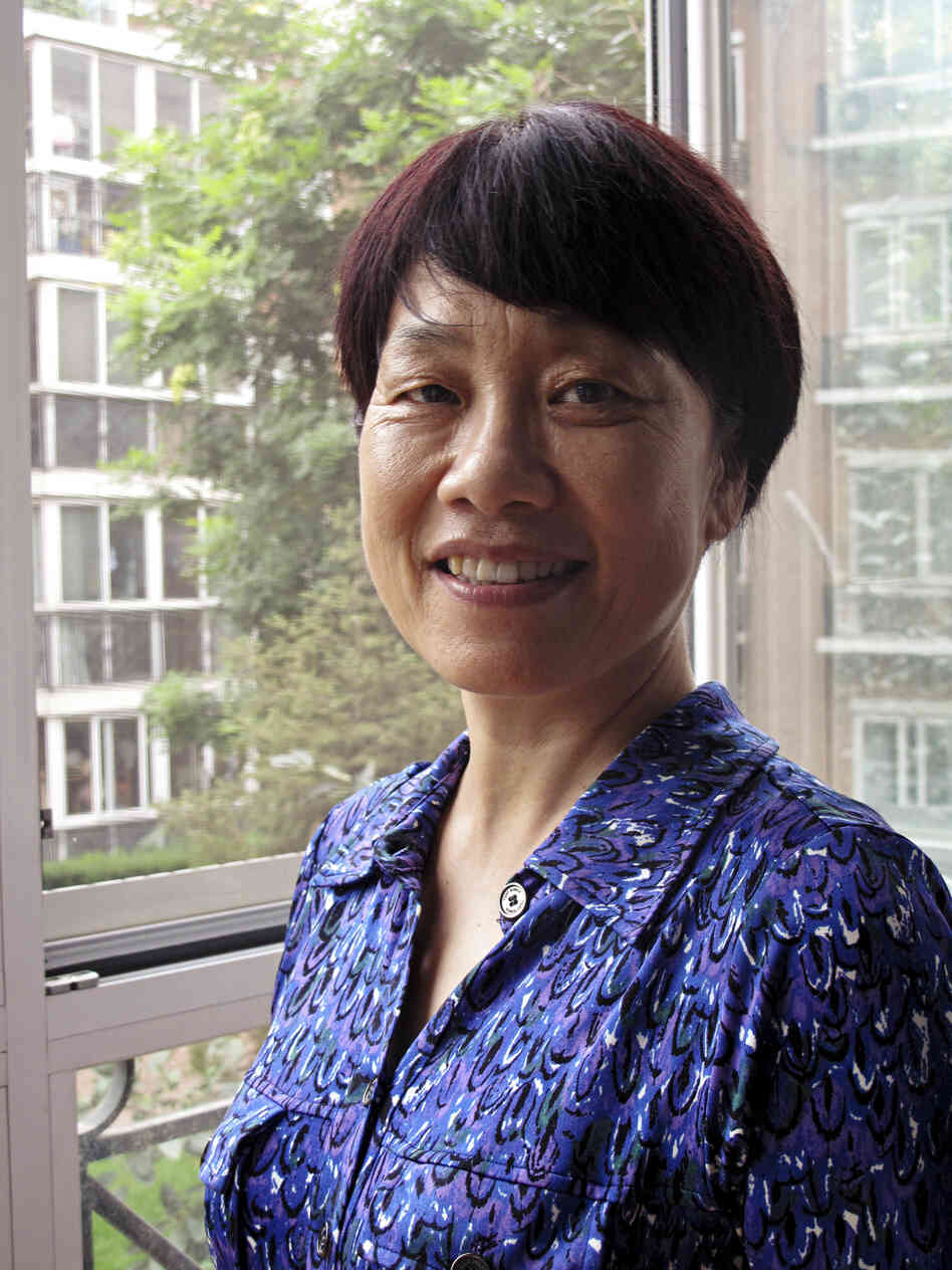 Cui Weiping, a soft-spoken, retired film professor, has been monitored by state security agents for the past nine years. The surveillance began after she wrote a letter sympathizing with mothers whose children were killed in the 1989 student protests.