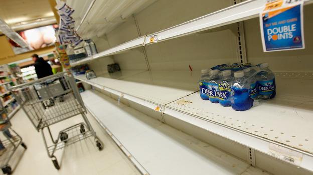 Market failure. (Getty Images)