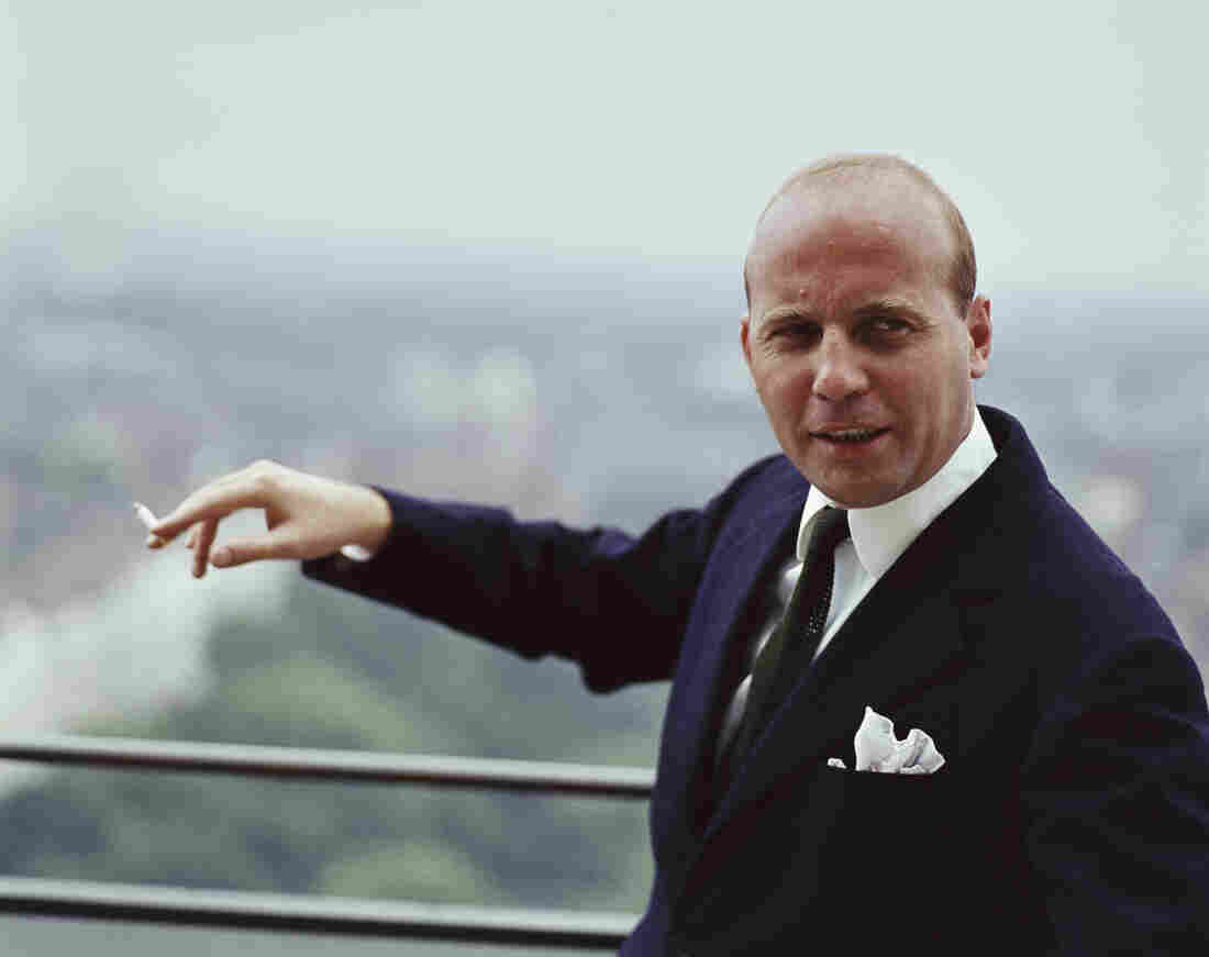 Late composer and conductor Hans Werner Henze, circa 1965.