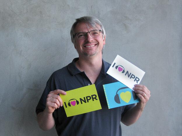 Glen Mazzara at NPR West.