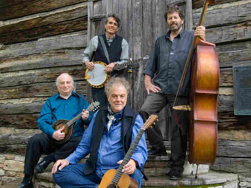 Peter Rowan Bluegrass Band