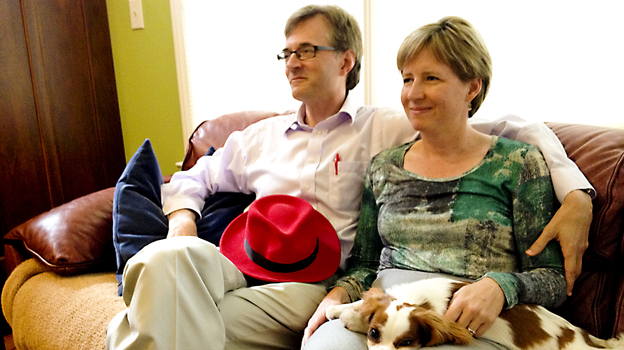 Michael and Amy Tiemann estimate their personal wealth at about $25 million — and say luck played no small part in their financial success. (NPR)
