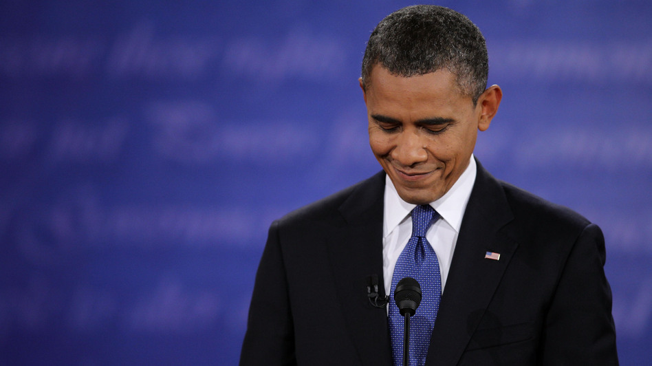 President Obama's performance in the first presidential debate cost him a lot. (Getty Images)