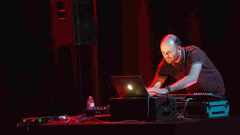 Andy Stott In Concert: Moogfest 2012