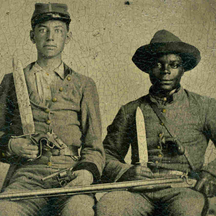 African-American Faces Of The Civil War