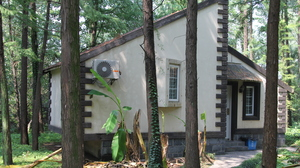 """It may appear cute and quaint and sit in the midst of a sprawling Shanghai park, but this cottage is used as a """"black jail."""""""
