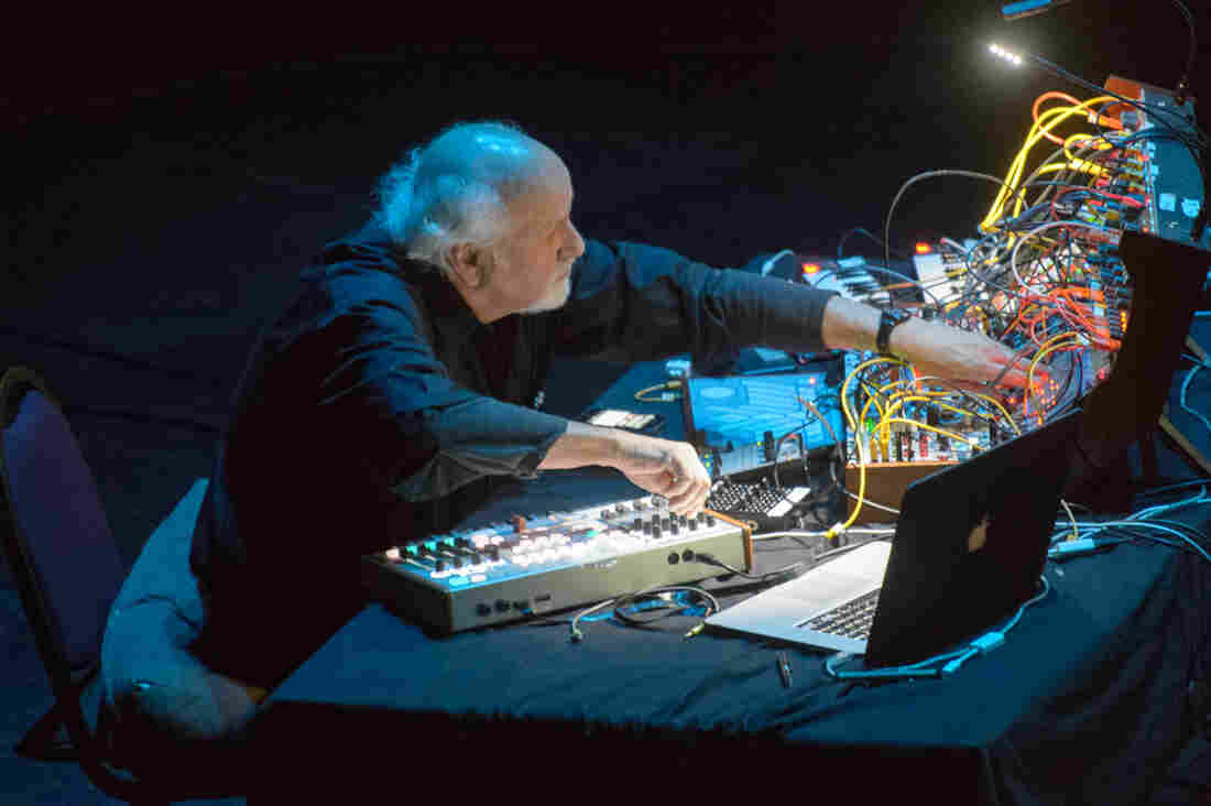 Morton Subotnick performs his legendary album Silver Apples of the Moon in its entirety 45 years after it was first released.