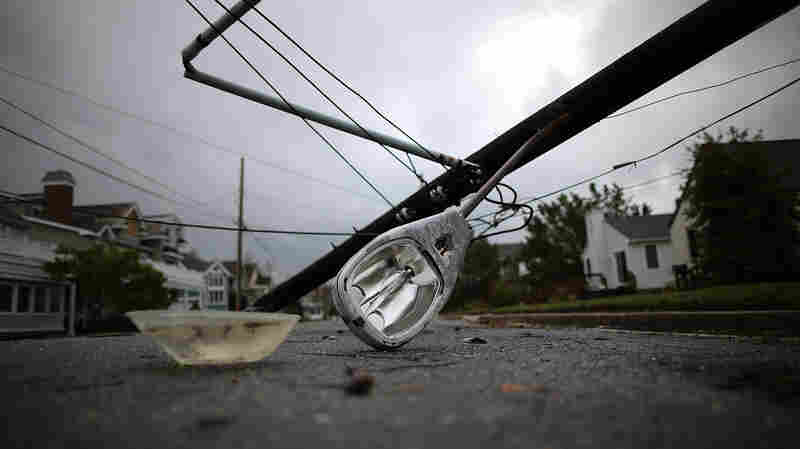 Superstorm Shines A Light On Power Grid Vulnerabilities