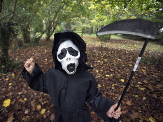 Halloween Masks For Kids.Behind A Halloween Mask Even Good Kids Can Turn Into