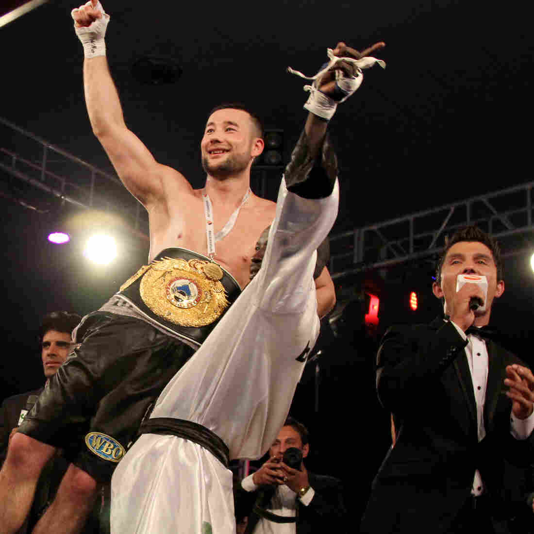 Not Exactly A Boxing Capital, Kabul Stages A Championship Bout