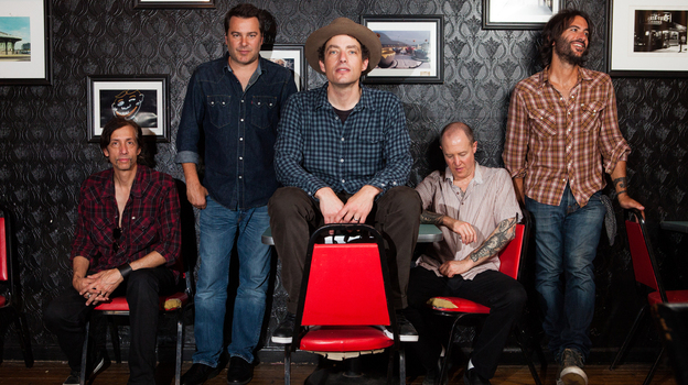 Jakob Dylan and his Wallflowers sat down with David Dye on World Cafe. (Courtesy of the artist)