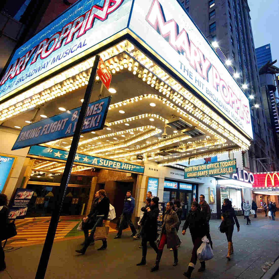 Broadway To Sandy: The Show Is Back On