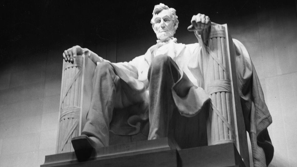 You'd be hard-pressed to find a more omnipresent president than Abraham Lincoln. With his face on the penny, Mount Rushmore and a larger-than-life memorial, he's a fascinating and familiar figure for moviemakers to tell stories about. (Getty Images)