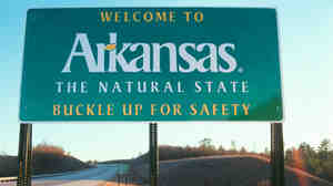 Welcome to Arkansas  ... will it apply to the GOP on Election Day? Republicans haven't had control over both state legislative chambers since 1874.
