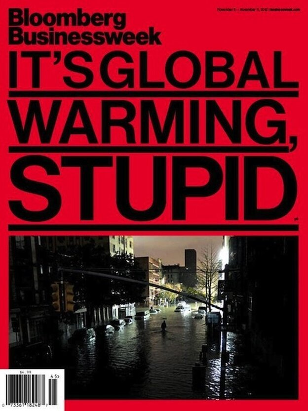 Bloomberg Businessweek's latest cover.