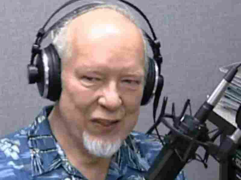 Bill Dees during his 2008 interview with NPR.