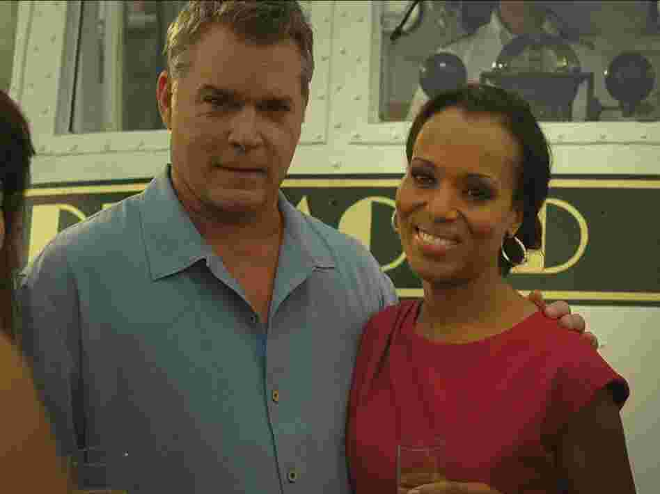 Rebecca (Kerry Washington) and Peter (Ray Liotta) face infidelity as well; The Details is about illustrating that in this suburb, life isn't nearly as Stepfordian as it seems.