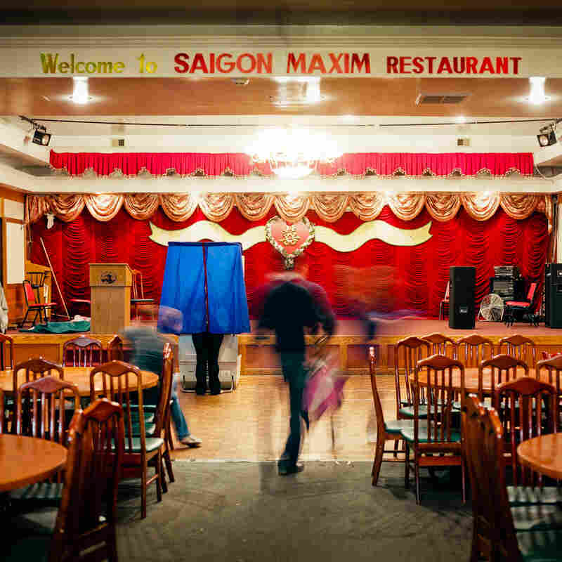 Vietnamese restaurant, Philadelphia, Nov. 4, 2008