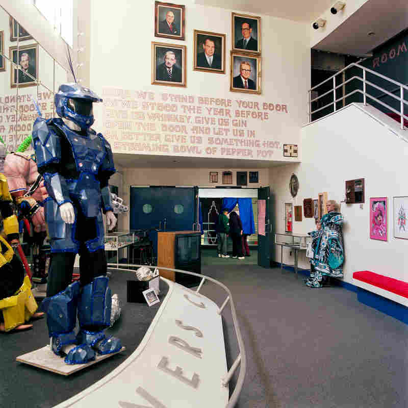 Mummers Museum, Philadelphia, May 18, 2010