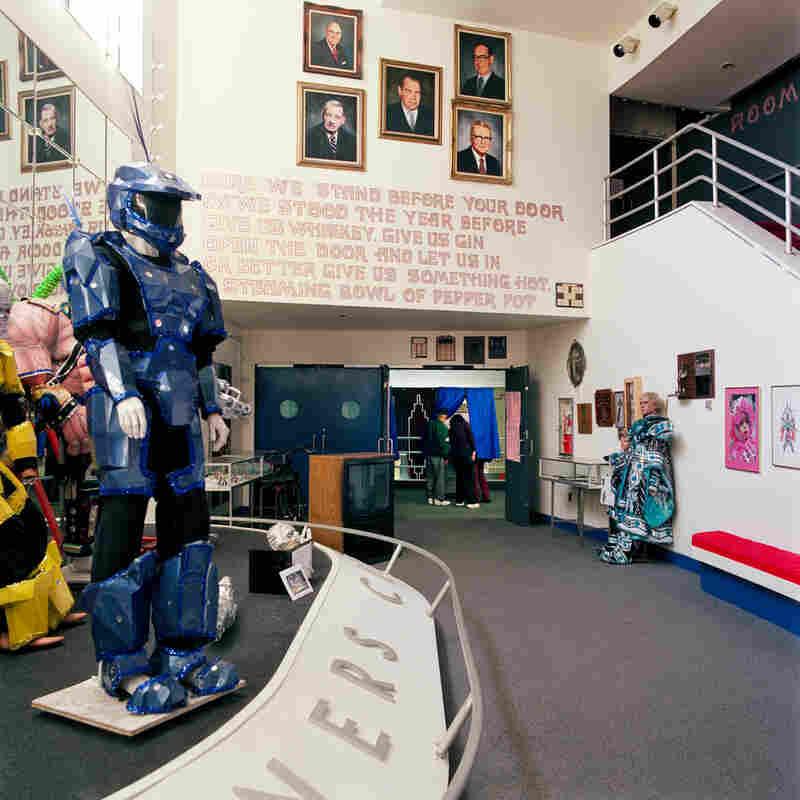 Mummers Museum, Philadelphia, May 18, 2010