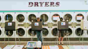 Laundromat, Chicago, March 20, 2012