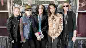 Aerosmith: A Tumbling Down, Then A 'Magic Moment'