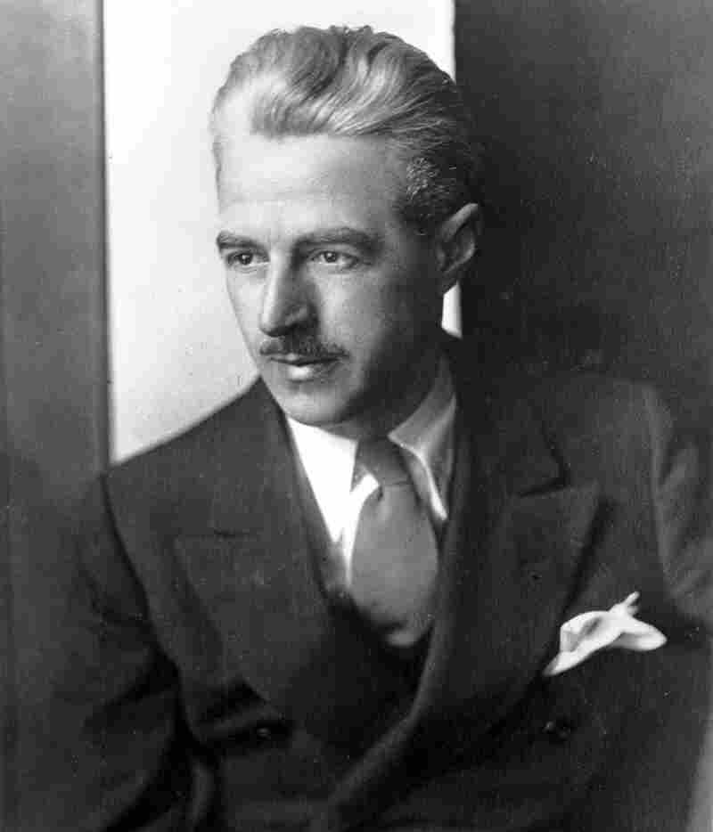 Mystery writer Dashiell Hammett was known for his hard-boiled detective fiction. He died in 1966.