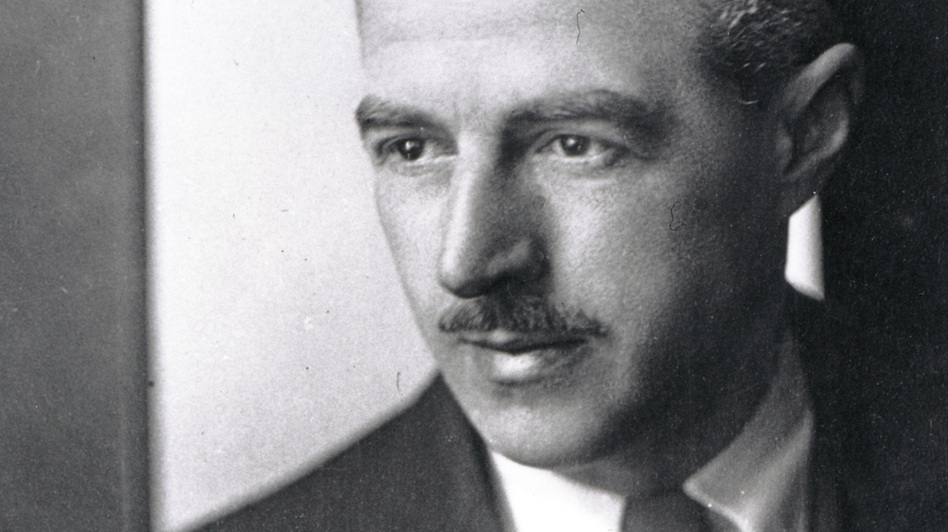 Mystery writer Dashiell Hammett was known for his hard-boiled detective fiction. He died in 1966. (AP)