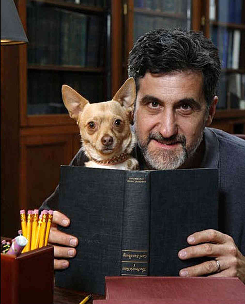 Bill Berloni was responsible for making sure that chihuahua Bruiser could both bend and snap in the Broadway production of Legally Blonde.