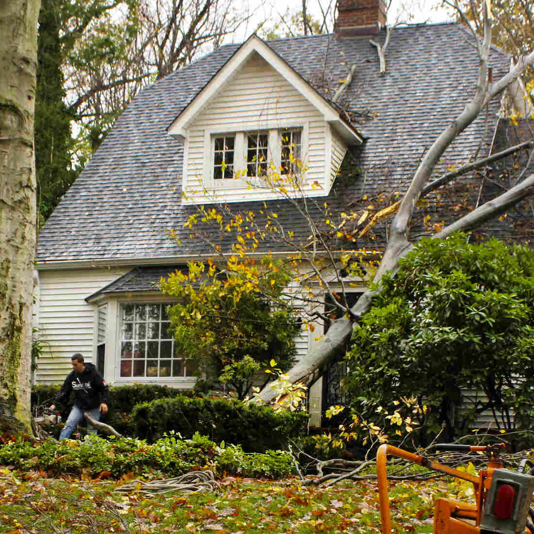 Storm Leaves Many Facing Tricky Insurance Process