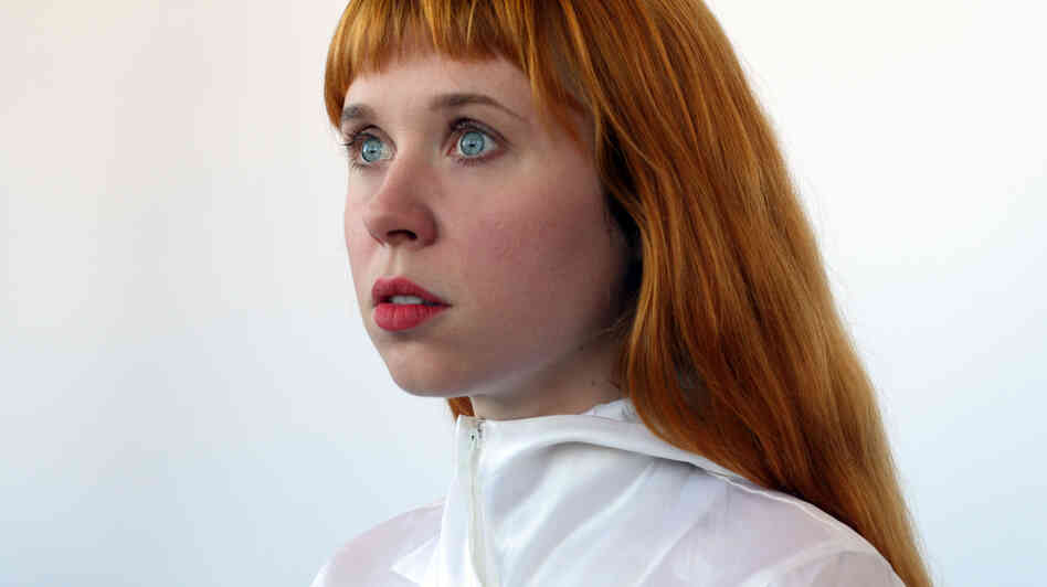 Holly Herndon's debut album, Movement, comes out Nov. 12.