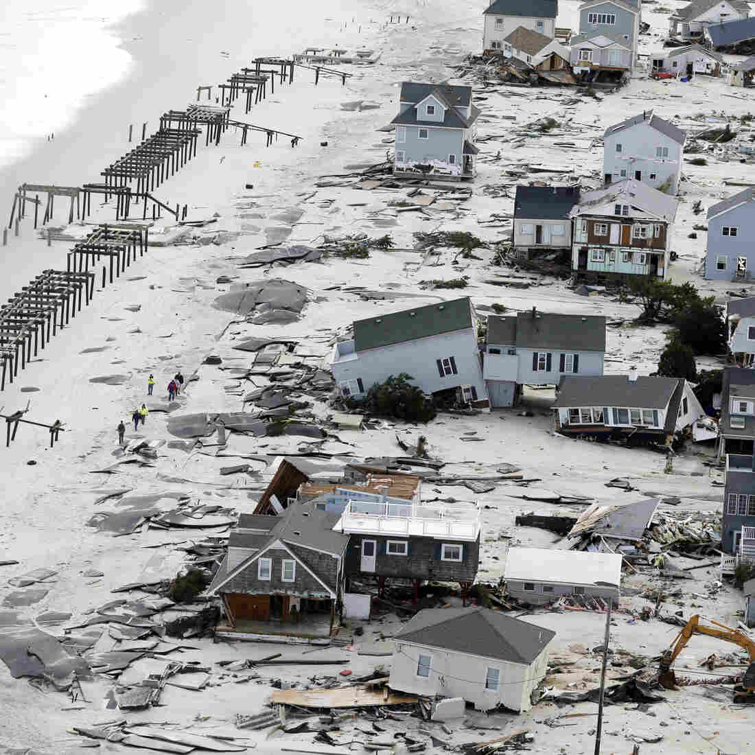 Insurance Companies Rethink Business After Sandy