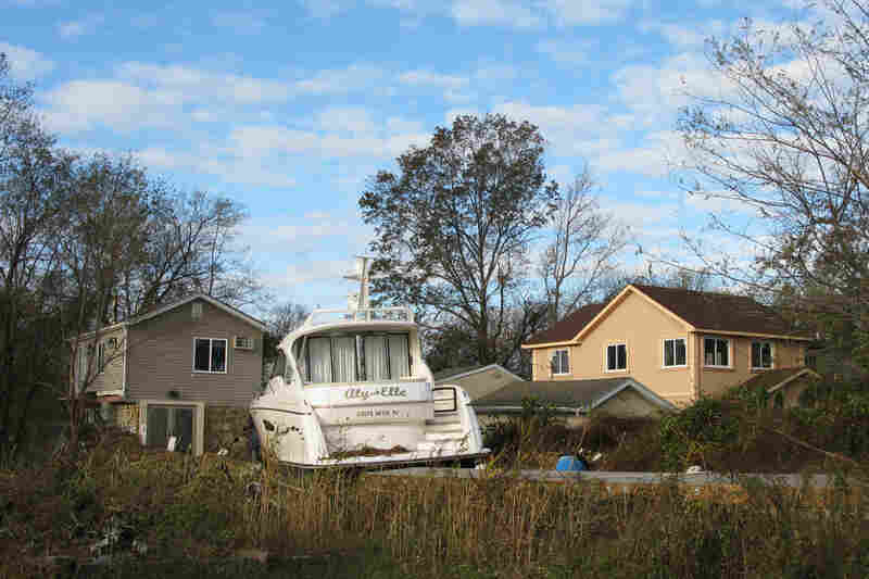Staten Island was devastated by Superstorm Sandy and suffered the highest death toll of all of New York City's boroughs.