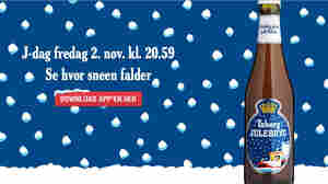 Christmas Comes Early For Denmark's Beer Drinkers