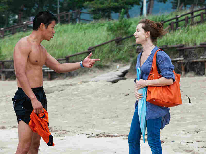 The stories echo each other through similar events, themes and characters, including a lifeguard played by Yu Jun-sang.