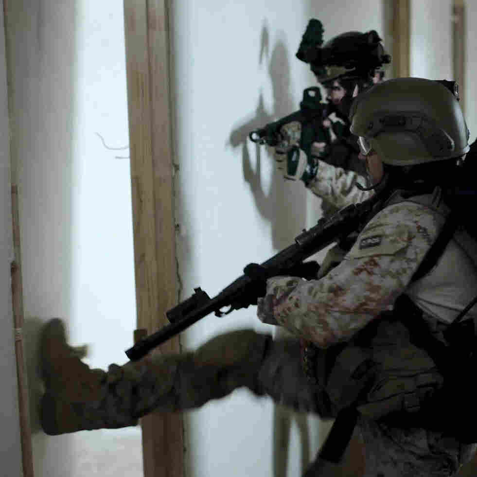 'SEAL Team Six' Gets Some Of Bin Laden Raid Right