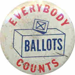 Everybody Ballots Counts