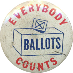 Everybody Ballots Counts