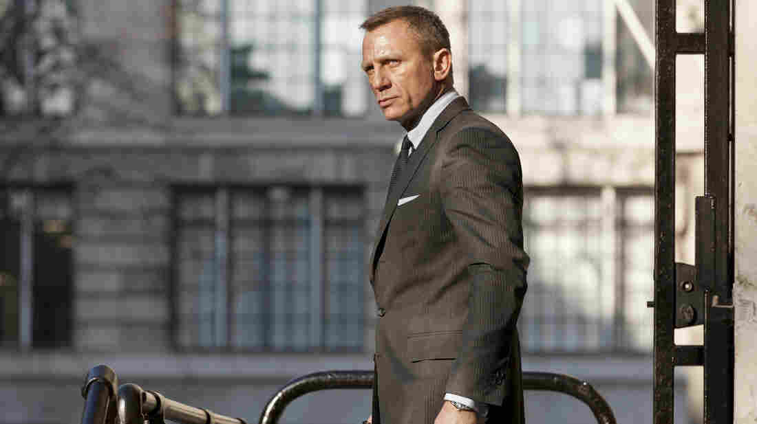 Daniel Craig returns for a third outing as James Bond in Skyfall, the 23rd installment in the spy movie franchise, and its 50th-anniversary release.