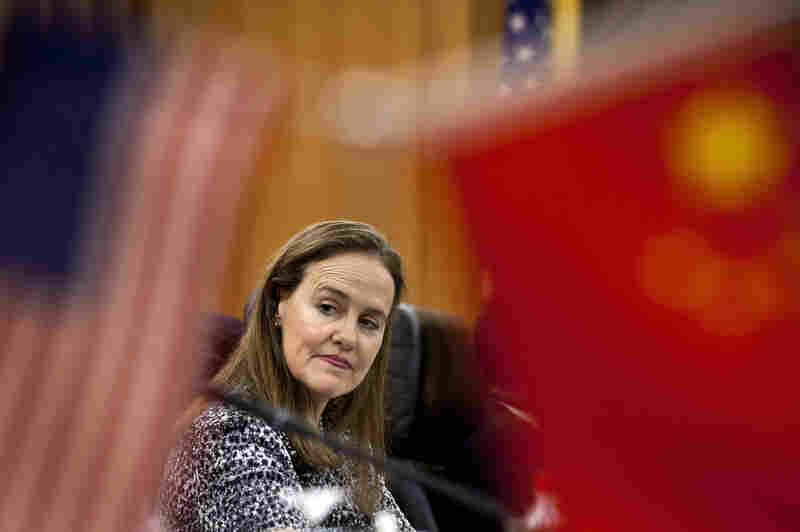 Michele Flournoy, 51, former U.S. undersecretary of defense for policy, could be Obama's next defense secretary. She would be the first woman to serve in that post.
