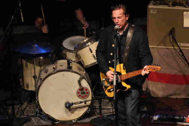 JD McPherson has been making rockabilly waves all year.