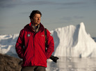 Environmental photographer James Balog captures a multiyear record of the world's glaciers in Chasing Ice.