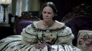 Sally Field plays Mary Todd Lincoln, whose emotional volatility has been described in terms that lead some contemporary observers to believe she may have suffered from bipolar disorder.