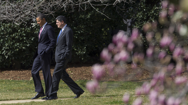 Jacob Lew, 57, is Obama's current chief of staff and his former budget director. He's a potential pick for Treasury secretary. (AP)