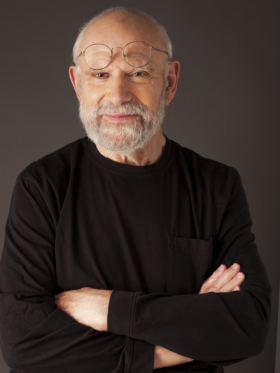 Oliver Sacks is a physician, author and professor of neurology at NYU School of Medicine. He also frequently contributes to <em>The New Yorker.</em> (Elena Seibert/Knopf)
